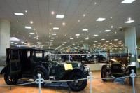Exhibition of HSH The Prince of Monaco's Vintage Car Collection