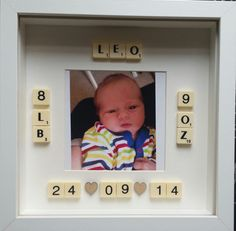 Welcome to Treasured Moments. Handmade, Unique and Personalised scrabble frames these are available from myself to order for any occasion, with any names or words you may like to be included. They can be personalised further so that they match the decor of the person you are buying for. When ordering You can pick from a black or a white frame. These frames hold a 7x5 photo Frames are usually made within 2 weeks of ordering. If you have any questions about our frames please email me ...