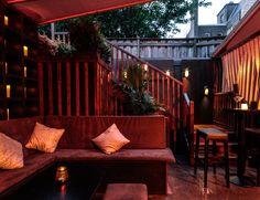 BRONZE: Lounge #lounge #bar #bronze #interiordesign #design #architecture #night #mood #whiskey #club #beergarden #outdoorlounge