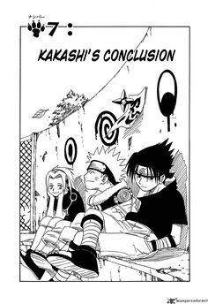 Naruto Ch.7 page 1 at www.Mangago.me