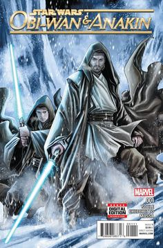 Obi-Wan and Anakin (2016) Issue #1