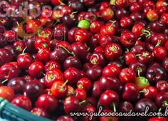 Benefícios das Frutas na Saúde: Acerola
