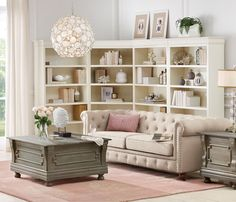 Create your own shelving spot in your home with our Louis Philippe Modular Bookcases. Different units come together to form the modular bookshelf system you want. Display your favorite decorative items plus, of course, books! Shop at Home Decorators Collection.
