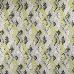 Warwick Fabrics : MARION in colour Chartreuse
