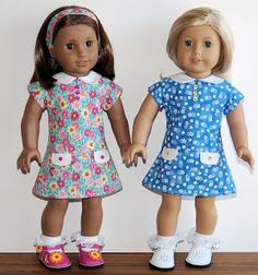 Sewing for American Girl Dolls