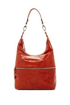 Jude Leather Shoulder Bag