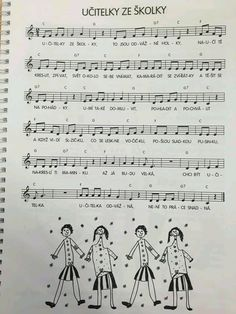 Song Sheet, Sheet Music, Diy And Crafts, Crafts For Kids, Preschool Graduation, Music Lessons, Primary School, Ukulele, My Children
