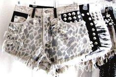 Punk shorts ♥