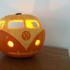 Hippie Pumpkin