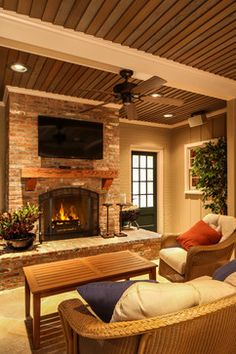 Fireplace Mantle Design Ideas, Pictures, Remodel, And Decor   Page 4