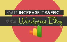 How to increase Wordpress visitors: learn to drive traffic to your Wordpress blog now @ http://www.twelveskip.com/guide/blogging/1187/ways-to-increase-traffic-to-wordpress-blog