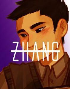 frank zhang percy jackson | Frank Zhang