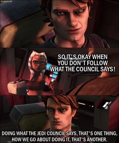 Which quote from this episode of Clone Wars is your favorite?