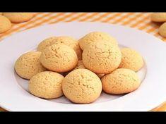 Galletas de Limón. ¡Receta fácil, rápida y deliciosa!