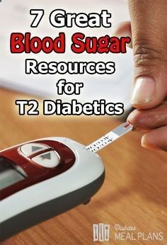 7 Great Blood Sugar Resources for T2 Diabetics - lots of practical, useful tips #diabeticresources