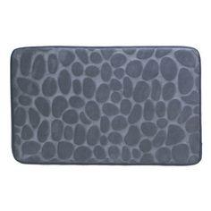 Stone Gray Floor Mat