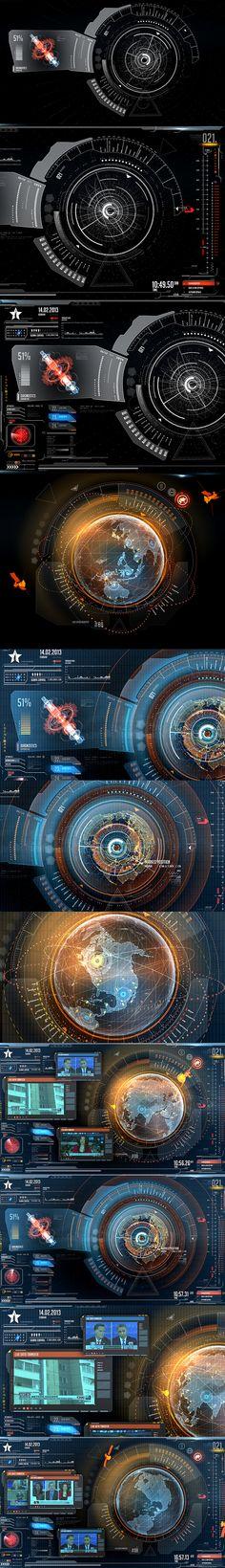 2RISE - FUTURE INTERFACE on Behance