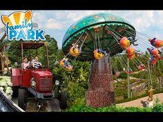 FamilyPARK Neusiedlersee   Märchenpark (Kam s deťmi na výlet) - YouTube Park, Fair Grounds, Ferris Wheel, Travel, Google, Youtube, Sailing, Swat, Bicycling
