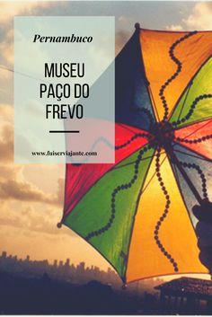 O Museu Paço do Frevo é uma das principais atrações para quem está de viagem por Recife. O Museu conta a história do frevo de uma forma envolvente e interativa. Com uma decoração linda e inesquecível, fazemos um mergulho cultural na história de um dos patrimônios imateriais da humanidade. Imperdivel para quem vai a Recife e quer saber mais sobre o ritmo que movimenta o Carnaval Pernambucano.