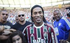 Futbol de Locura: Ronaldinho fue presentado en el Maracaná