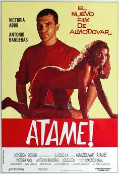 Pedro Almodovar, Atame.