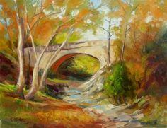 Easy Impressionist Landscape