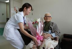 Oldest man in recorded history dies at 116 in Japan