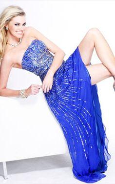Sherri Hill Prom Dress 8300 RoyalOutlet
