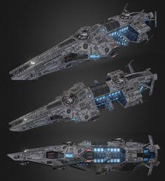 중고렙 순양함 Steam Community :: Guide :: Ship Concept Arts Vault