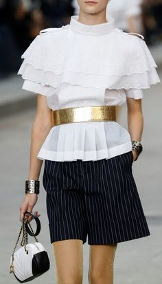 Chanel Ready To Wear Spring 2015