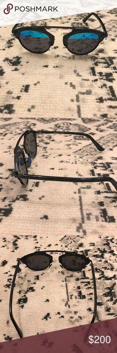 Dior sunglasses Dior so real women's sunglasses Christian Dior Accessories Sunglasses