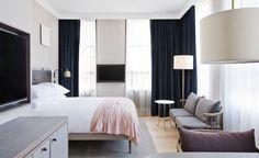Che l'Hotel 11 Howard di Soho, a New York, sia bellissimo lo vedete da voi! Quello su cui mi voglio soffermare e che vi voglio raccontare è da dove è nato il progetto di ristrutturazione della struttura e come ne è stato concepito il design. http://www.fillyourhomewithlove.com/stile-scandinavo-hotel-11-howard-di-soho-a-ny/