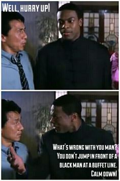 Movie Quotes Funny Captivating Funny Movie Quotes  Chris Tucker Funny Jackie Chan Movie Quote