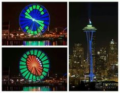 Seattle's 12th man support.