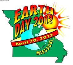 Earth Day 2012 Earth Day Logo