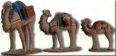 Los camellos, mas bien dromedarios