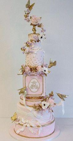 Cake by #annaelizabethcakes