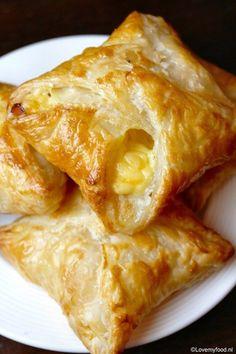 Snelle snack met ham en kaas 2