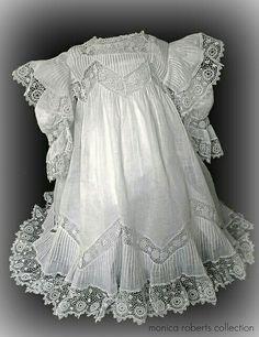 Lace Christening Dress...