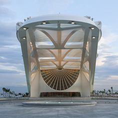 Projeto de Santiago Calatrava, Museu do Amanhã é inaugurado no Rio de Janeiro,© Bernard Lessa