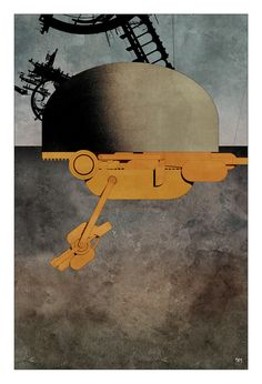 """Machine"" by Dan McPharlin. So cool."