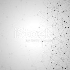 Gray background vector, illustration for communication royalty-free stock vector art