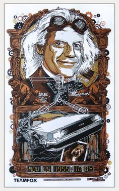 Back to the Future by Rhys Cooper