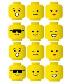 print out to be used for straw toppers or cupcake toppers or whatever else you can think of. Found on this blog. http://showerofroses.blogspot.com/2011/02/lego-themed-birthday-party.html
