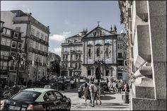 Igreja dos Congregados, Praça Almeida Garrett / Iglesia de ls Congregados, Plaza Almeida Garrett / Church of the Congregated, Almeida Garret Square [2014 - Porto / Oporto - Portugal] #fotografia #fotografias #photography #foto #fotos #photo #photos #local #locais #locals #cidade #cidades #ciudad #ciudades #city #cities #europa #europe #turismo #tourism #baixa #cascoantiguo #downtown @Visit Portugal @ePortugal @WeBook Porto @OPORTO COOL @Oporto Lobers