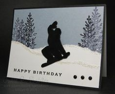 JRB snowboard birthday