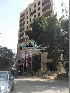 administrative offices for sale in new maadi ground floor and 9 floors + garage 6600 m. Real Estate Egypt, Cairo, Maadi, New Maadi, Unfinished Administrative Offices for Sale, Divided into (Special Garage)www.maadionline.com