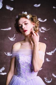 FOUR SIS & CO. Purple Dress, Lavender, Dresses, Vestidos, Lilac Dress, The Dress, Dress, Gowns, Clothes