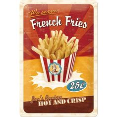 Nostalgic-Art 22165 USA French Fries Blechschild, 20 x 30 cm Nostalgic-Art http://www.amazon.de/dp/B007TV55P8/ref=cm_sw_r_pi_dp_lNqdwb103C0H2