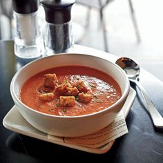 ... about Soup Comfort on Pinterest   Soups, Tomato soups and Oyster stew